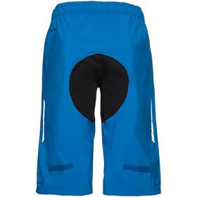 VAUDE Moab Szorty przeciwdeszczowe Mężczyźni, radiate blue